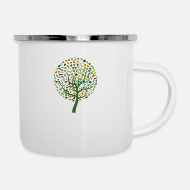 Natural Nature - Enamel Mug