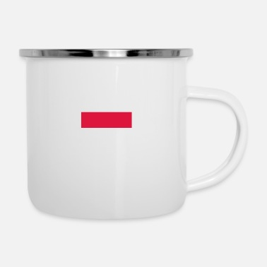 Polish Polish superpower - Enamel Mug