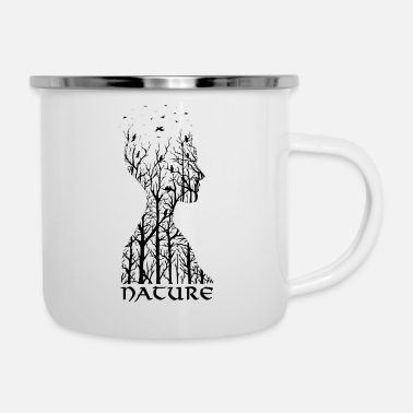 Nature Collection Nature Spirit - Enamel Mug