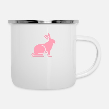 Sit A Sitting Rabbit - Camper Mug