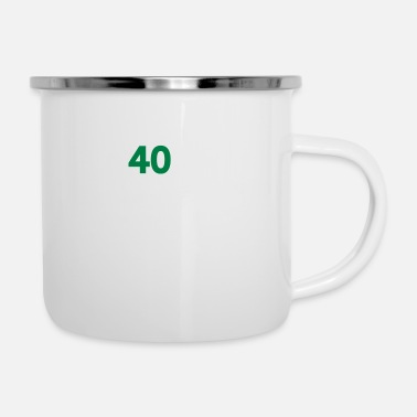 Old 40 Is Not Old. Depressing, But Not Old! - Camper Mug