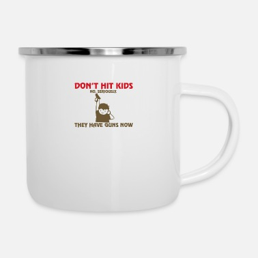 Hits HIT KIDS - Enamel Mug