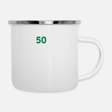Old 50 Is Not Old. Depressing, But Not Old! - Camper Mug