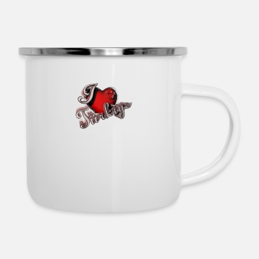I love Turkey - Enamel Mug