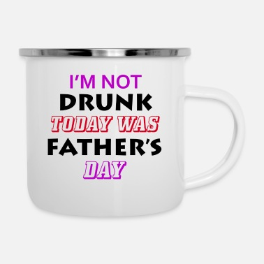Fathers Day father's day - Camper Mug