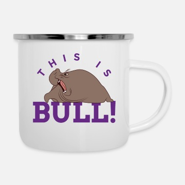 Bull This is Bull - Camper Mug