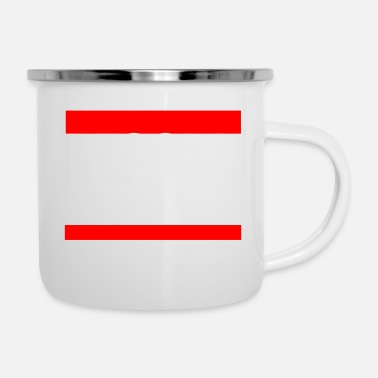 Record Label RECORD LABEL - Enamel Mug