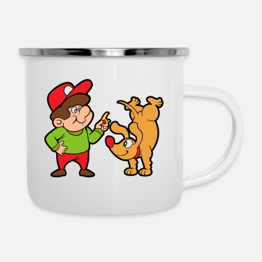 Pet Dog Trainer - Camper Mug