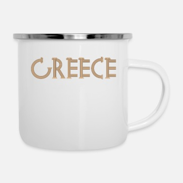 Greece Greece - Camper Mug