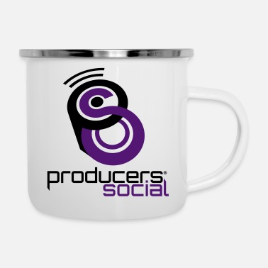 Large ProducersSocial Large - Camper Mug