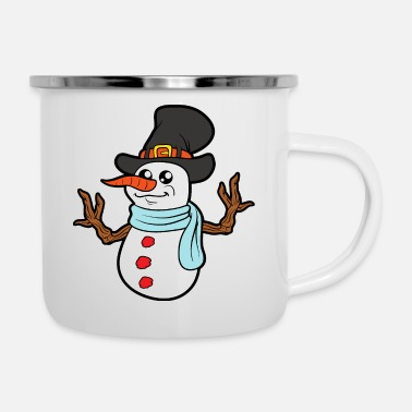 Winter Winter - Camper Mug