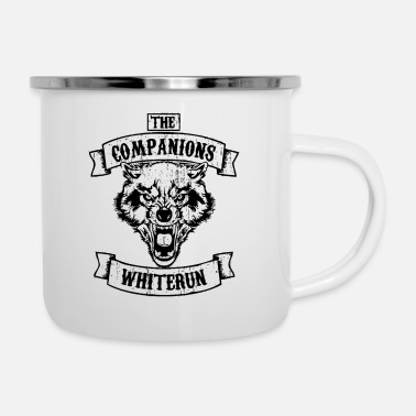 Companion the companions - Enamel Mug