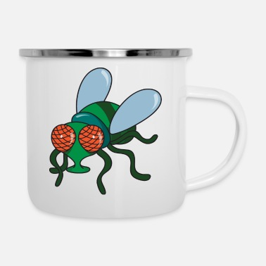 Insect Fly Insect - Camper Mug