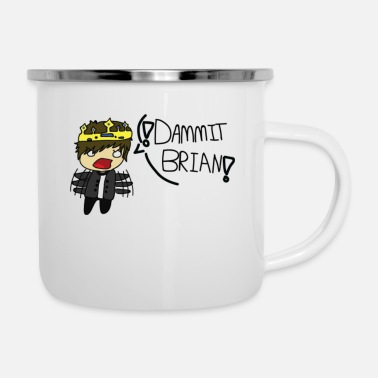 Collections The DAMMIT BRIAN Collection! (Collection 1) - Camper Mug
