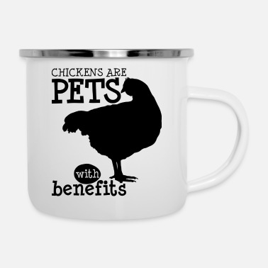 Pet Pets with benefits - Camper Mug
