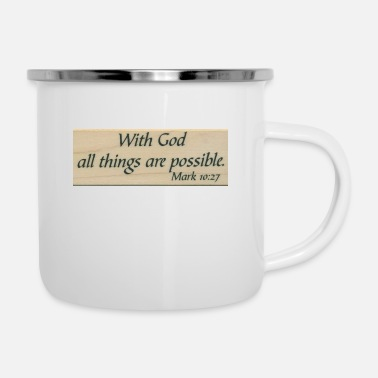 God With God - Camper Mug