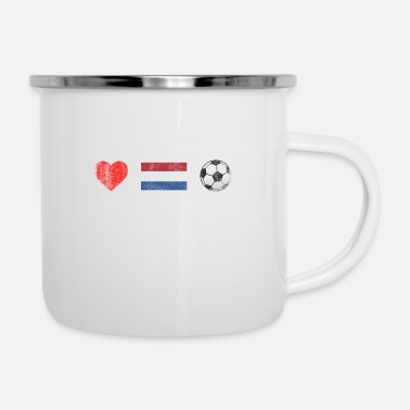 Netherlands Netherlands Football Netherlander or Dutch Soccer - Camper Mug