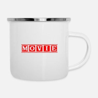Movie I Speak Fluent Movie Quotes - Enamel Mug