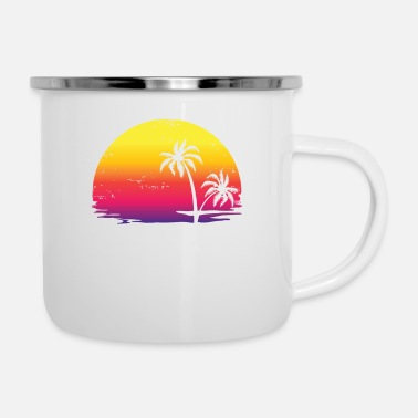 Vacation Tennessee Summer Vacation Tennessee Shirts - Enamel Mug