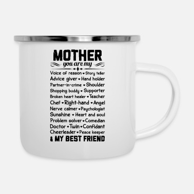 Mothers Day Mother Day Mother Mug - Enamel Mug