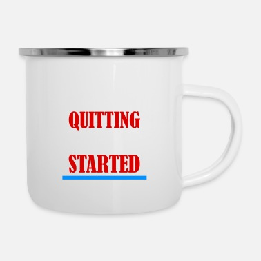 Motivated MOTIVATION MOTIVATION MOTIVATION - Enamel Mug