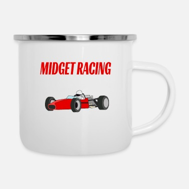 Automobile Midget Car Racing And Maybe Like Three Other - Camper Mug