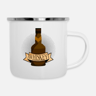 Ireland Whiskey Whisky Tasting Irish Gift Scotch Drink - Camper Mug