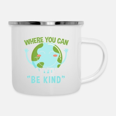 Peace Movement World Peace Peace Peace Movement Gift - Enamel Mug