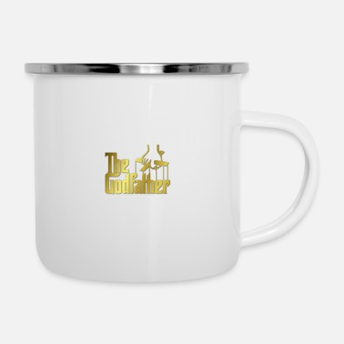 Godfather The godfather - Enamel Mug