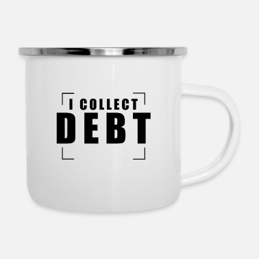 Collections Collecting Collecting Collecting Collecting - Enamel Mug