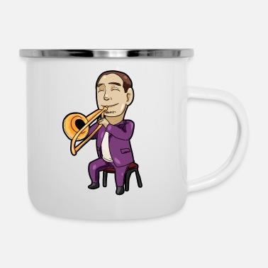 Trombone Tromboon Cimbasso Baritone Player Gift Apron
