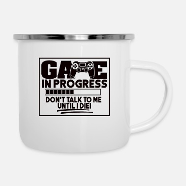 Item Gaming Items - Enamel Mug