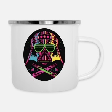 Raver ravers ravers lights - Enamel Mug