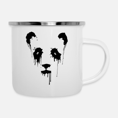 Fashion Fashion - Enamel Mug