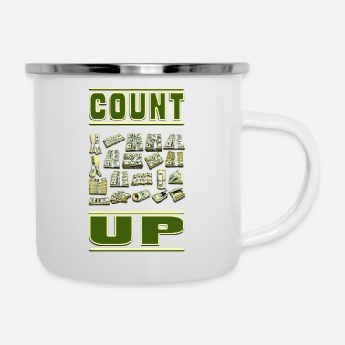 Count Royal Count Up - Camper Mug