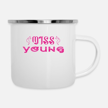 Young Miss Young - Camper Mug