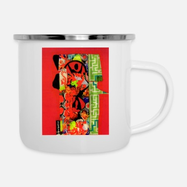 Emancipation emancipation - Enamel Mug