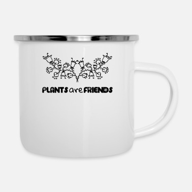 Plant Grounds Plants - Camper Mug