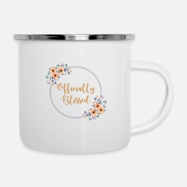 Bliss Officially Blissed - Camper Mug