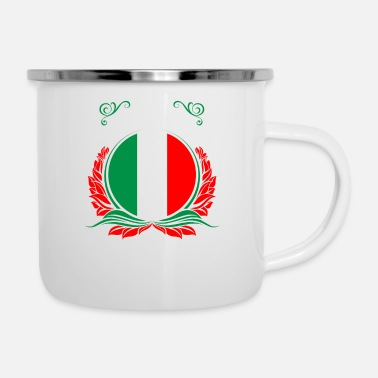 Italy This Is Italy - Enamel Mug
