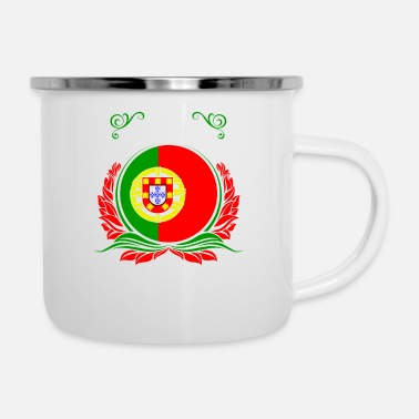 Portugal This Is Portugal - Enamel Mug