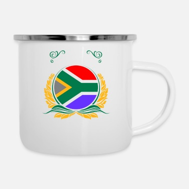 South Africa This Is South Africa - Enamel Mug
