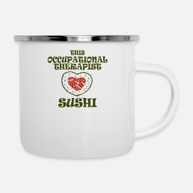 Occupation This occupational therapist - Camper Mug