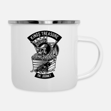 Treasure Kings Treasure - Enamel Mug