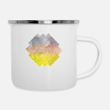 Germany Germany - Enamel Mug