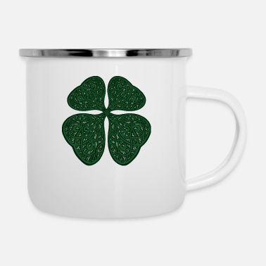 Luck Celtic Luck - Camper Mug