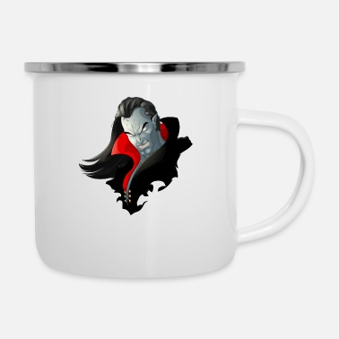 Count Royal Count Dracula Vampire Monster - Camper Mug