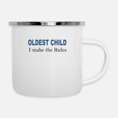 Older Older Child - Enamel Mug