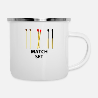 Set MATCH SET - Camper Mug