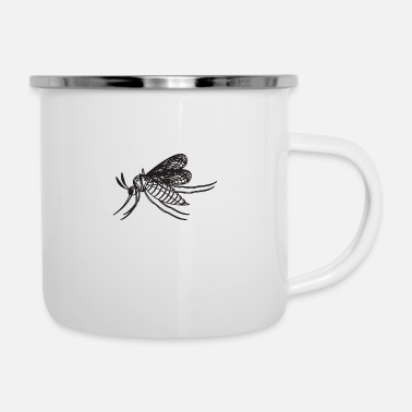 Insect INSECT MOSQUITO - Enamel Mug